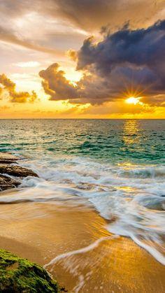 Waves, Ocean Waves, Beach Waves