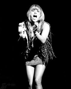 Grace Potter - I can be her tambourine girl. ;)