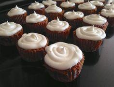 Paleo Carrot Cake Cupcakes and 20 Paleo Dessert Recipes - MyNaturalFamily.com #paleo #dessert #recipes