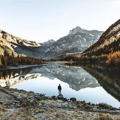 pieceofwilderness:& @cabinsdaily . Find your spot. // photo...