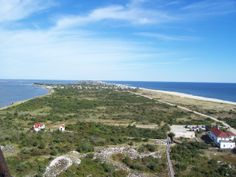 Taken from the light house on Fire Island.