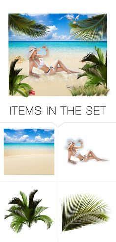 """""""Island Time! - Contest!"""" by asia-12 ❤ liked on Polyvore featuring art"""
