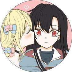 Chica Anime Manga, Kawaii Anime, Anime Art, Manga Couple, Anime Couples Manga, Anime Princess, My Princess, Manga English, Mini Comic