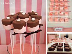 Dulce + Rosa + Chocolate = Perfect!: Nunca renunciaría a una combinacion asi.