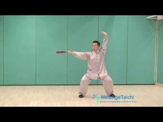 Tai Chi Fan routine demonstrated by Master Yip See Kit from NewAgeTaichi. The smooth and gentle movements in this Tai Chi Fan routine allows anyone to practi. Learn Tai Chi, Chinese Fans, Chinese Martial Arts, Yoga, Workout, Learning, Chen, Youtube, Pictures
