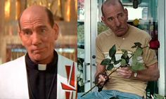 Hard to believe if you grew up in the but Baz Luhrmann's highly acclaimed (it's a pretty good movie, kids) Romeo + Juliet adaptation came out in 1996 turning the classic . Pete Postlethwaite, Turning 20, Baz Luhrmann, Romeo And Juliet, Good Movies, Growing Up, Father, It Cast, Pai
