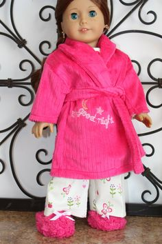 5abdc2ead 397 Best American Girl doll - PJ's and slippers images in 2019 | Pjs ...