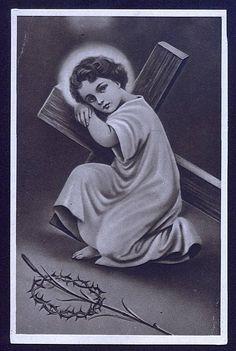 RPPC Vintage Religious Postcard Religious Postcard Vintage