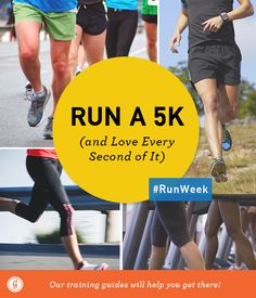 #RUN A 5K (and Love Every Second of It) #Running #Marathon