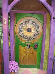 playhouse door