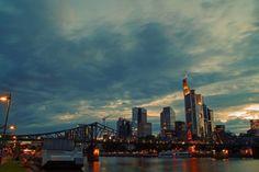 New free stock photo of light city dawn