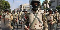 Londres cesse de livrer des équipements militaires à l'Egypte