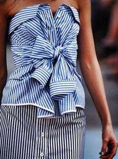 Shirt dress for summer days!