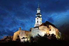 I love it! My favourite place in Nitra, where I live #castle