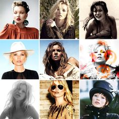Kate Moss Fashion Editorials | POPSUGAR Fashion