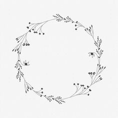 Fall botanical oval wreath on transparent background Autumn Hand Embroidery Patterns Flowers, Hand Embroidery Designs, Circle Monogram, Monogram Frame, Bordado Floral, Wreath Drawing, Floral Drawing, Wreath Watercolor, Flower Doodles