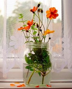 Flower Jar Jigsaw Puzzle