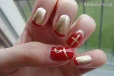 Sinterklaas Nail Art