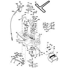 Lt1000 Riding Mower Wiring Diagram 12 5 Briggs Stator