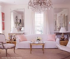 Ice Pink Interior