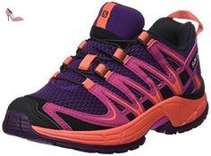 new products bf5b9 b1edd Salomon Enfant XA Pro 3D Chaussures de Course à Pied et Trail Running   Amazon.fr  Sports et Loisirs