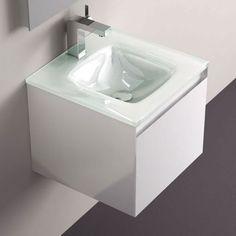 a637656c6f5593 18 meilleures images du tableau Meuble salle de bain   Powder Room ...