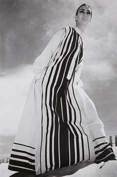 JEANLOUP SIEFF Mode, 1965