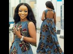 ankara print styles african maxi dresses - African Maxi Dresses 1 - Classic, Creative and Beautiful African Maxi Dresses: Ankara Print Styles Long African Dresses, African Print Dresses, African Fashion Dresses, Fashion Outfits, African Outfits, Fashion Room, Ankara Short Gown Styles, Trendy Ankara Styles, Short Gowns