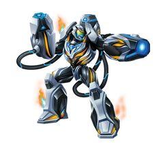 Modos Turbo - Max Steel