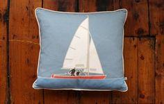 Sail solo cushion  www.waringsathome.co.uk