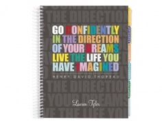 personalized life planner - WANT