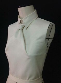 one of Shingo Sato's students did this --- keep your eye on Alessandra Sambugaro, fashion designer