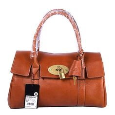 92a167d7dc62 Mulberry Women s East West Bayswater Leather Shoulder Bag Light Coffee  Cheap Handbags