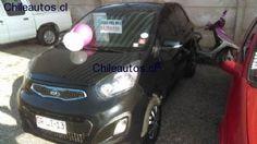Chileautos: Kia Morning Mt 2014 $ 4.800.000