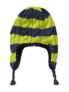 Rugby stripe snow hat | Gap - HENRI S/M