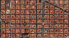Барселона. Вражаючі супутникові знімки про те, як ми змінили Землю