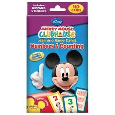 MMC Numbers and Counting Learning Game Cards (Gift from Grandma)