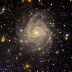 NGC 2442 / 2443 or commonly kn...