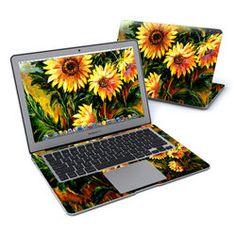 MacBook Air 13in Skin - Sunflower Sunshine