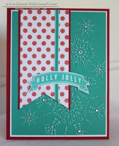 A Banner Christmas - could this be what the hot chocolate party invites look like??