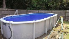 Caledonia Above Ground Swimming Pool   Starting at: $2,450.00