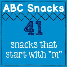"Here we are at the end of the Letter of the Week Snacks series. Last but not least, ideas for the letter ""O."" Oatmeal Oatmeal c. Preschool Snacks, Preschool Themes, Toddler Nutrition, Snacks List, Letter Of The Week, Toddler Snacks, Little Learners, Early Childhood Education, Early Learning"