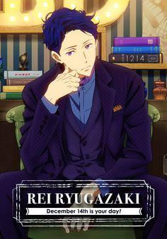 Rei Ryugazaki Precious Birthday!!!~♡