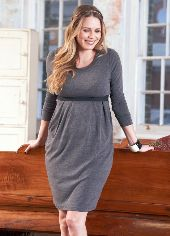 Cute Maternity Dress (in baby blue though)