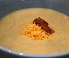 GF broccoli cheese soup