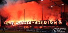 Rot-Weiss Essen - Eintracht Trier (11.04.2012) German 4th League