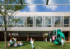 Gallery of TAKENO Nursery / Tadashi Suga Architects - 9