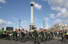 St Patrick's Day Parade London Photos. Tag Archives Saint Patricks Day