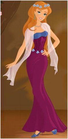 Giselle by Fleurflower.deviantart.com