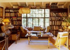 It will happen.  Home library love.